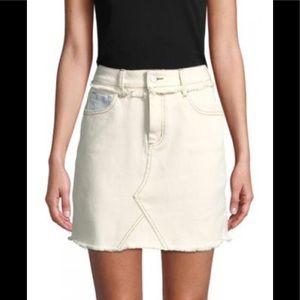 NWT Buffalo David Bitton Size 29 Denim Skirt